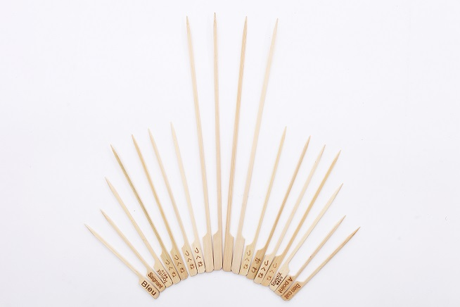 Bamboo Skewer With Paddle 产品列表